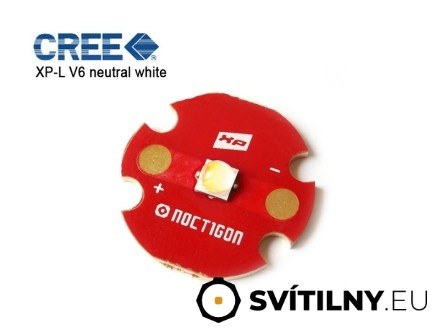 LED Cree XP-L V6 neutral white