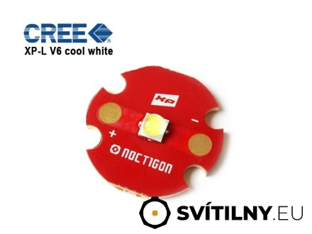 LED Cree XP-L V6 cool white