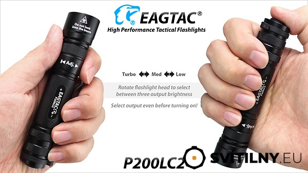 Eagtac P200LC2